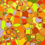 七宝文 Interlocking Circles (円満・調和)