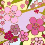 梅文 Plum Blossom (忍耐力・美・安産祈願)